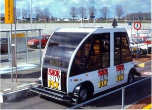 ParkShuttle in Schiphol (1997)